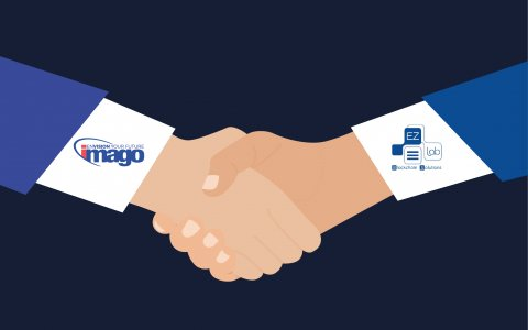 Blockchain certification for die casting: Imago and Copan sign a collaboration with Ezlab. An alliance in the name of innovation